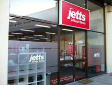 Case study: Jetts Gyms