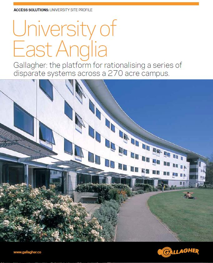 Case study: University of East Anglia
