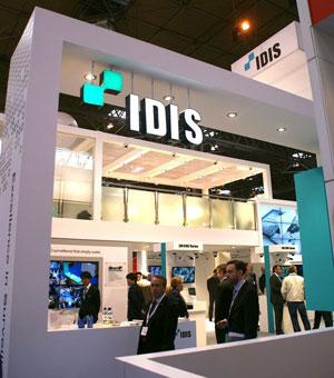 IDIS Steps Out of the Shadows at IFSEC
