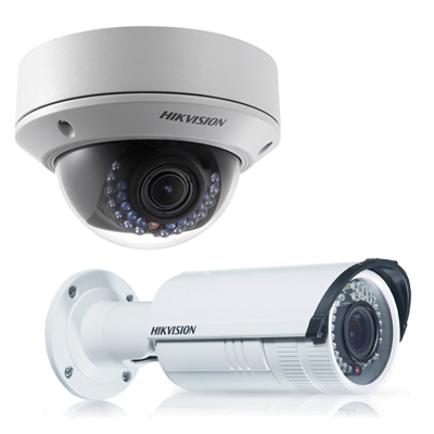 Hikvision introduce 2-line HD network camera series featuring Vari-Focal