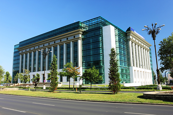 Romanian National Library protected by Advanced