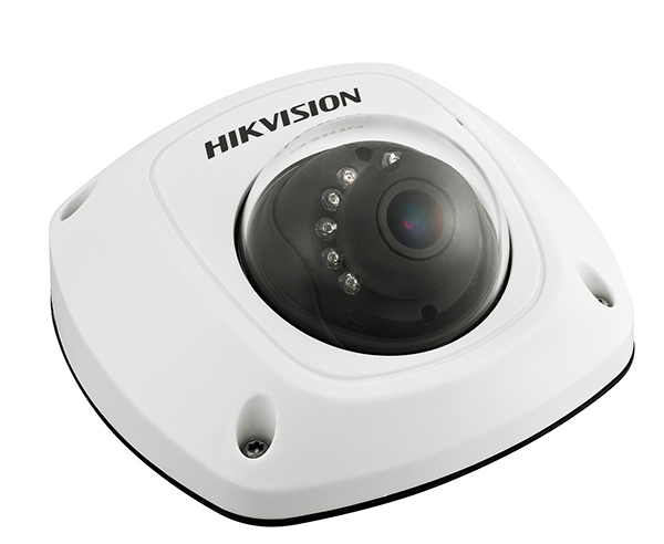 Hikvision introduce new IR HD Mini Domes