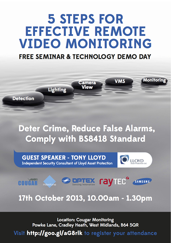 Leading security leaders partner up to deliver best practice seminars