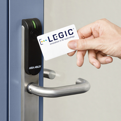 ASSA ABLOY extends Aperio® RFID support with LEGIC®