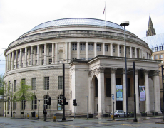 Axis cameras keep watch over Manchester City Council