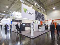PAXTON HAS SUCCESSFUL FIRST YEAR AT SECURITY ESSEN 2014