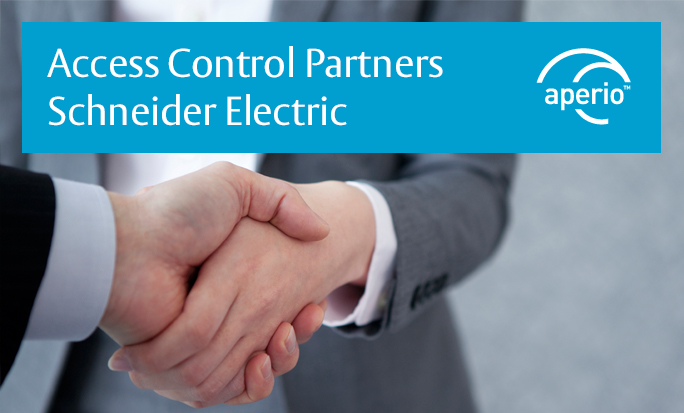 ACCESS CONTROL PARTNERS SCHNEIDER ELECTRIC