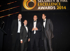 BioFinder, Herta's facial recognition software, winner of best CCTV system of the year