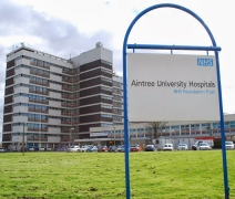 Aintree University Hospital NHS