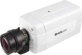 Brickcom Announces FB-H200Np WDRPro High-Performance Fixed Box Camera!