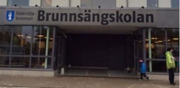 Brunnsäng School Secured with Brickcom Cameras