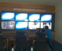 Staying Safe Day and Night! BANGKAEW Sub-district Secured by Brickcom IP Cameras