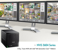 NEXCOM Targets SMB & Retail Security Surveillance with Large-storage NVRs