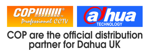 COP Security secures UK distribution agreement with Dahua Technology