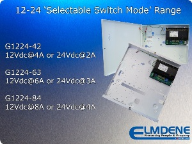 Elmdene Offers New 12-24 Selectable Switch Mode PSU Range