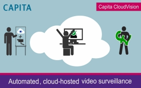 Capita CloudVision - A hosted video surveillance and analytics service