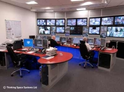 Control Room Fit-out at Manchester Royal Infirmary