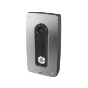 Axis announces its first video door station for identification and entry management