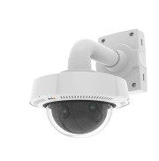 Axis introduces the first camera in a new series of multi-sensor fixed domes with panoramic overview