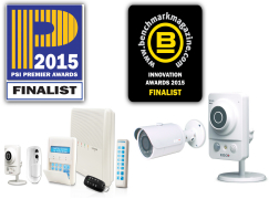 Double award nominations for RISCO Group products