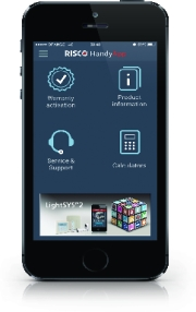 RISCO supports security installers with new HandyApp