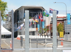 Mojo Barriers designs new high fence product for the G20 summit