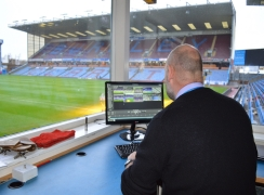 Burnely FC nets state-of-the-art security system at Turf Moor Stadium