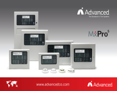 Advanced's MxPro 5 multiprotocol panel now supports Nittan