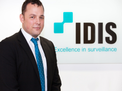 IDIS APPOINTS REGIONAL SALES MANAGER