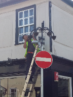 SAWBRIDGEWORTH TOWN COUNCIL IMPLEMENTS IDIS DIRECTIP SURVEILLANCE