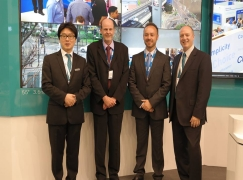 IDIS AND PRO-VISION SIGN DISTRIBUTION AGREEMENT AT IFSEC