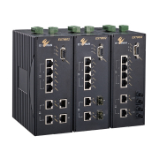 EtherWAN Systems Announces the Release of the EX78600 Family of Hardened Managed Ethernet Din-Rail 60W PoE++ Switches