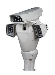 Axis announces a new series of visual and thermal high-speed pan-tilt (PT) head network cameras for a range of light conditions and surveillance areas