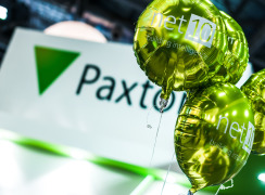 Paxton celebrate 30 years in the security industry with successful preview of building intelligence system, net10 at IFSEC International 2015