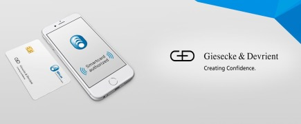 Giesecke & Devrient and baimos technologies to jointly demonstrate the secure personalization of contactless smart cards via smartphone