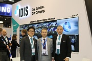 IDIS and Swift Fire & Security sign partnership agreement at IFSEC