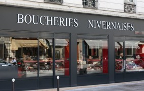 Video-Surveillance and Access Control: Successfully Secures Boucheries Nivernaises in Paris