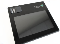 Donseed launch biometric tablet