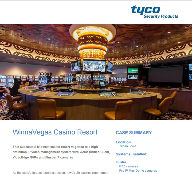 WinnaVegas Casino Resort Migrates From Analog to IP Video Security
