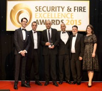 Y3K wins at this year's Security & Fire Excellence Awards