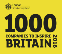 Paxton identified in London Stock Exchange's '1000 Companies to Inspire Britain'