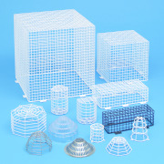 Heavy-duty cages provide protection for wide range of devices