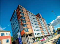 Luxury Student Accommodation Kept Secure by Comelit