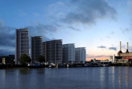 Prestigious Waterfront Development Uses Comelit IP Video Entry