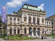 Apollo detectors protect the National Gallery of Slovenia
