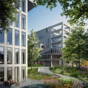 Comelit's Award-Winning IP Panels Chosen for High-End London Development