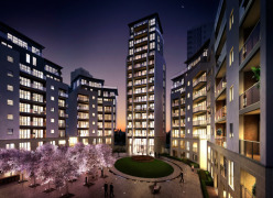 Comelit selected by the Berkeley Group for luxury Kew Bridge West development