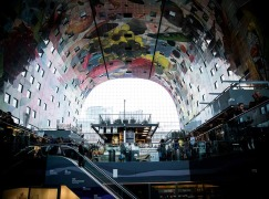 Made in Italy al Markthal di Rotterdam