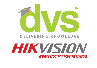 DVS Ltd open Hikvision authorised training academy