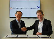 Hanwha Techwin and Oxehealth agree global technology partnership for health monitoring camera